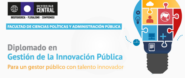 Diplomado en Gestión de la Innovación Pública